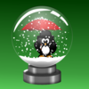 Club Penguin Snow Globe Clip Art