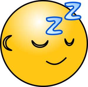 Side-sleeper Clip Art