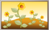 Flowers In Garden Clip Art