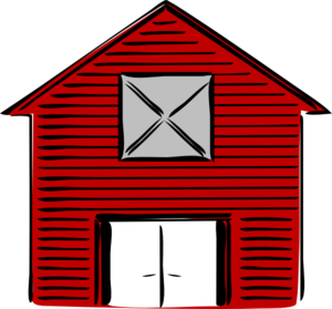 new barn clip art at clker com vector clip art online royalty rh clker com big red barn clipart