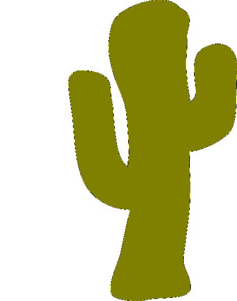 Cactus Green Clip Art at Clker.com - vector clip art online, royalty ...