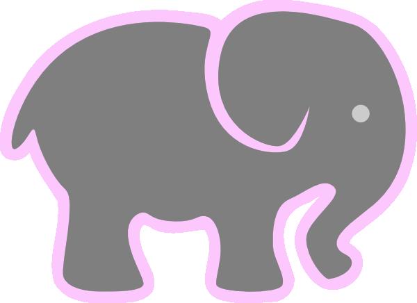 gray elephant free clip art - photo #30