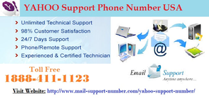 Yahoo Support Phone Number Image