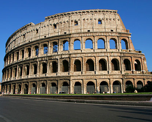 Italy Rome Colosseum Image