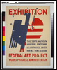 Exhibition The State Museum, Harrisburg, Pennsylvania : Paintings, Prints, Sculpture. Image