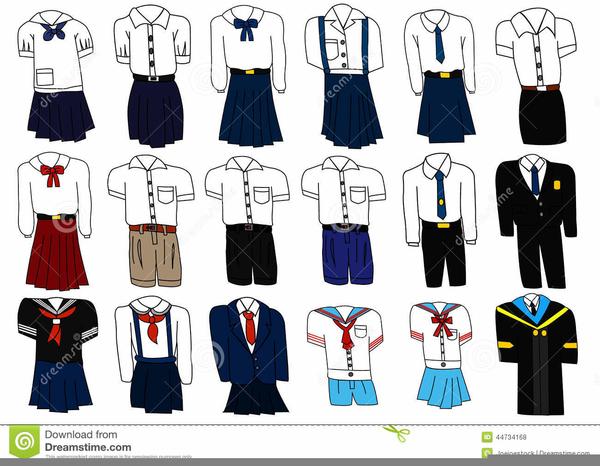 school uniform clipart free free images at clkercom