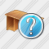 Icon Computer Desktop Question Image