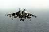 Marine  Harrier  Over The Arabian Sea Image