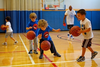 Kids Playing Basketball Image