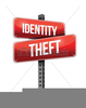 Free Identity Theft Clipart Image