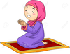 Free Clipart Little Girl Praying Image