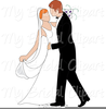 Couple Kissing Clipart Image