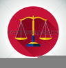 Law Balance Clipart Image