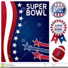 Clipart Superbowl Image