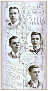 The New 8 Bells The Famous Brothers Byrne In The Everlasting Success : The World S Greatest Acrobatic Actors. Image