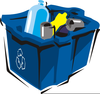 Recycling Bin Clipart Image