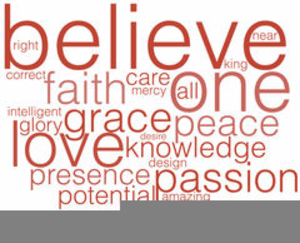 Believe In Yourself Clipart Image