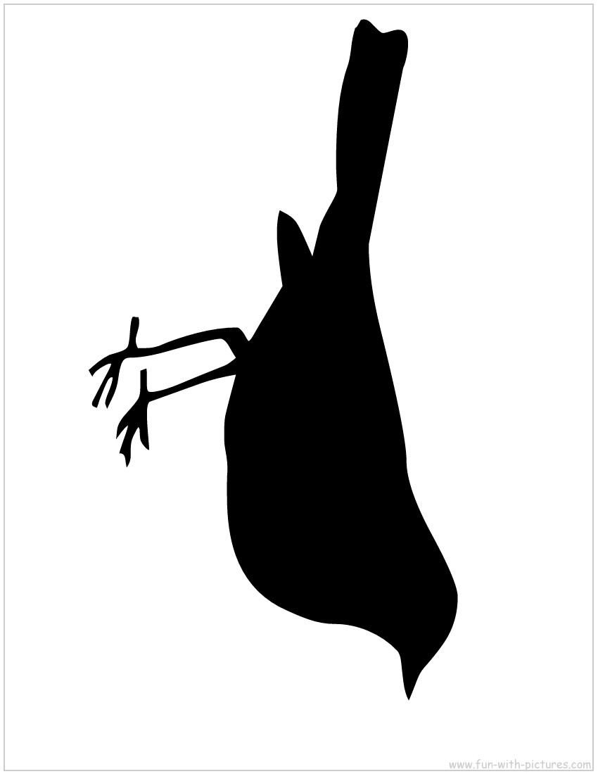 quail silhouette clip art - photo #13