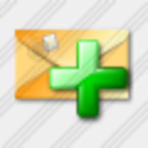 Icon Email Add 1 Image