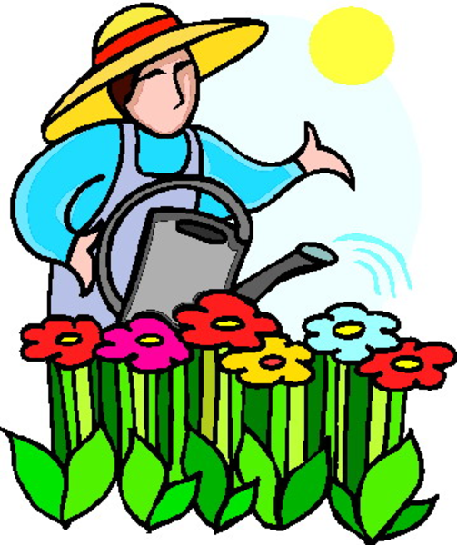 Garden Clip Art Biyejpmet