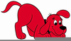 Big Clifford Clipart Dog Red Image