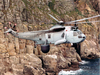 British Royal Navy Sea King Mk.2 Helicopter Image