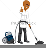 Clipart Of Vacuum Cleaner Image