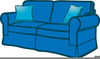 Couch Clipart Image