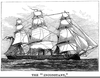 Clipart Of Old Sailing Ships Image