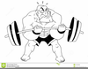 Funny Cartoon People Clipart Image