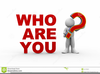 Clipart Person With Question Mark Image