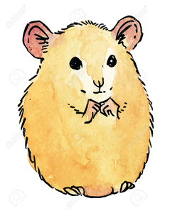 free hamster clipart images free images at clker com vector clip rh clker com hamster clip art outline hamster clipart free
