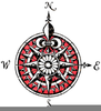 Compass Rose Clipart Pictures Image