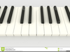 Clipart Piano Keyboard Keys Image