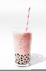 Strawberry Bubble Tea Image