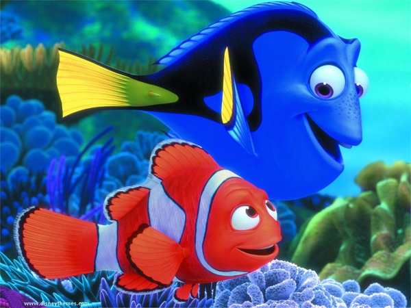 Finding Nemo | Free Images at Clker.com - vector clip art online ...