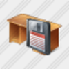 Icon Computer Desktop Save Image
