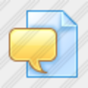 Icon File Message 2 Image