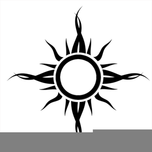 free tribal sun clipart free images at clker vector clip art Dog Clip Art free tribal sun clipart image