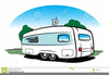 Trailer Camping Free Clipart Image