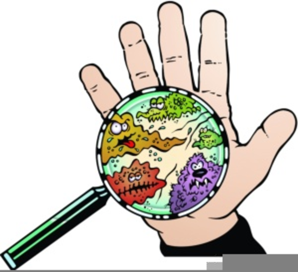 Image result for germs clipart