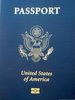 Us Passport Eagle Clipart Image