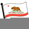 Free Clipart Of California State Image