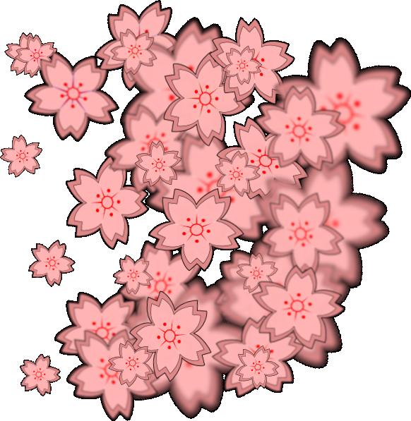 Asian Flower Design clip artOriental Flower Design