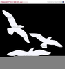 Free Bird Clipart Silhouette Image