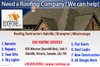 Roofing Contractors Oakville Brampton Mississauga Image