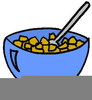 Empty Cereal Bowls Image