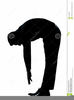 People Stretching Clipart Image