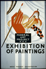 Federal Art Project - Exhibition Of Paintings Image