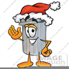 Trash Can Animated Clipart Image